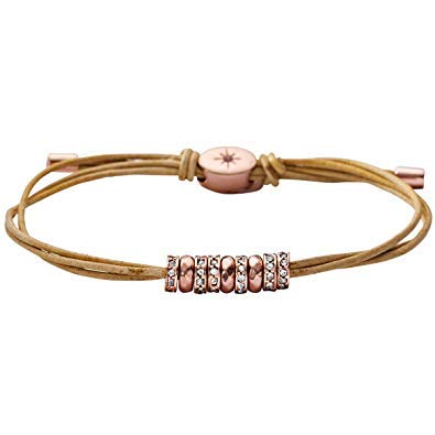 Fossil dames JA5795791 messing armband