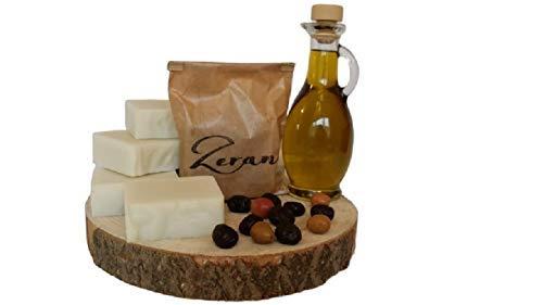 Olivenseife, Haut und Haarseife, Vegan, Halal Seife, Allergiker Seife, Dermatologisch getestet