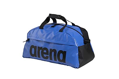ARENA Team Duffle 40 Big Logo, Borsa Nuoto Unisex Adulto, Blu, TU