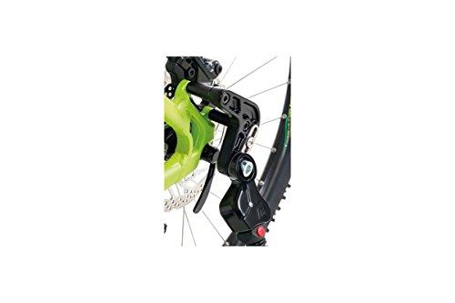 Hebie Unisex– Erwachsene Scheibenbremsadapter-2260500800 Scheibenbremsadapter, schwarz, One Size