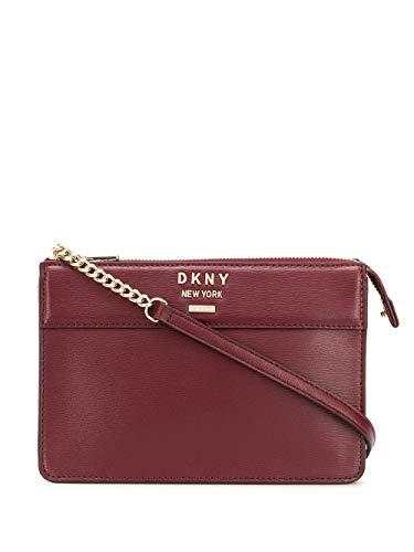 DKNY Damen Karan New York Umhängetasche R93E3D69 xod blood red