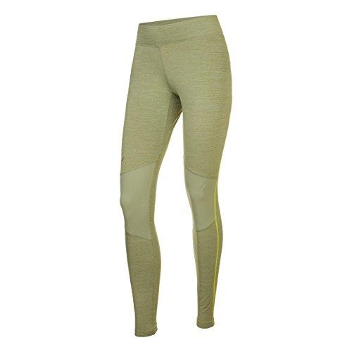 Salewa Damen Pedroc Dry Tights Shorts, Oil Green mel/5870, 40