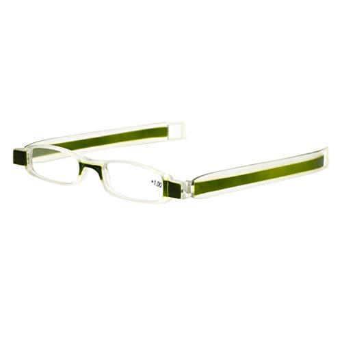 Xniral Presbyopic Brille Lesebrille Hyperopia Eyewear Brille(1.5 Dioptrien)
