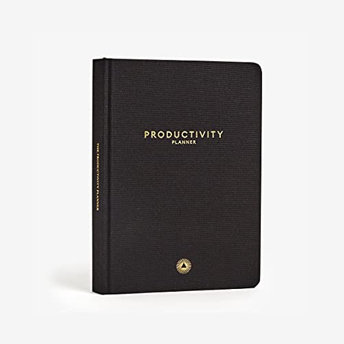 Productivity Planner: Plan Out Your Daily & Long Term Goals and Become...