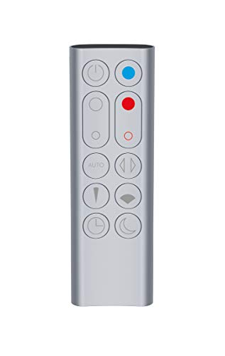 Dyson Replacement Remote Control 967826-03 for Dyson Pure Hot Cool Link Purifier White