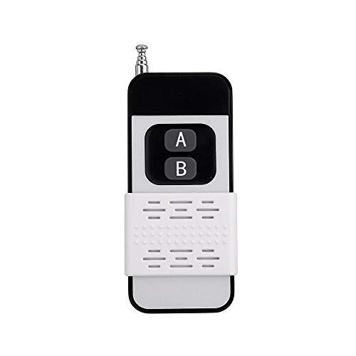 DHXX Artikel for 433MHz Fernbedienung Long Range Wireless Presenter-Controller RF-Modul Remote Control (Lern Code 1527) Antenne 2 Tasten