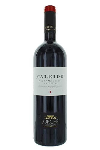 Rosso Negroamaro Vino del Salento IGP 2012 Caleido Jorche 75cl 13%vol