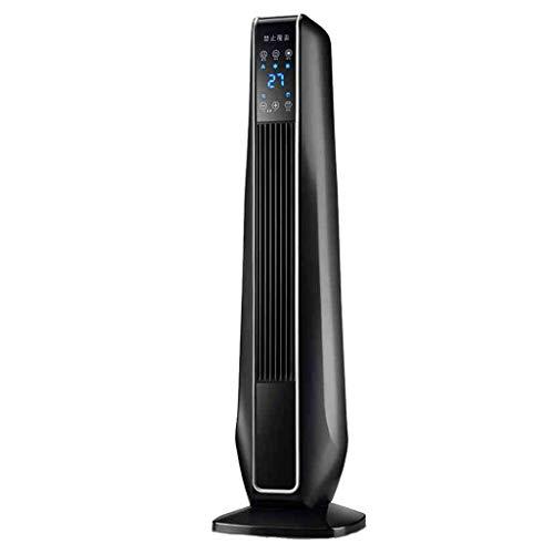 Tragbare keramische Heizung 2000W des Turms, intelligenter Thermostat mit Fern-LED-Anzeige, Kopfzeitsteuerung, kalte Luft und heiße Luft, 220V rüttelnd