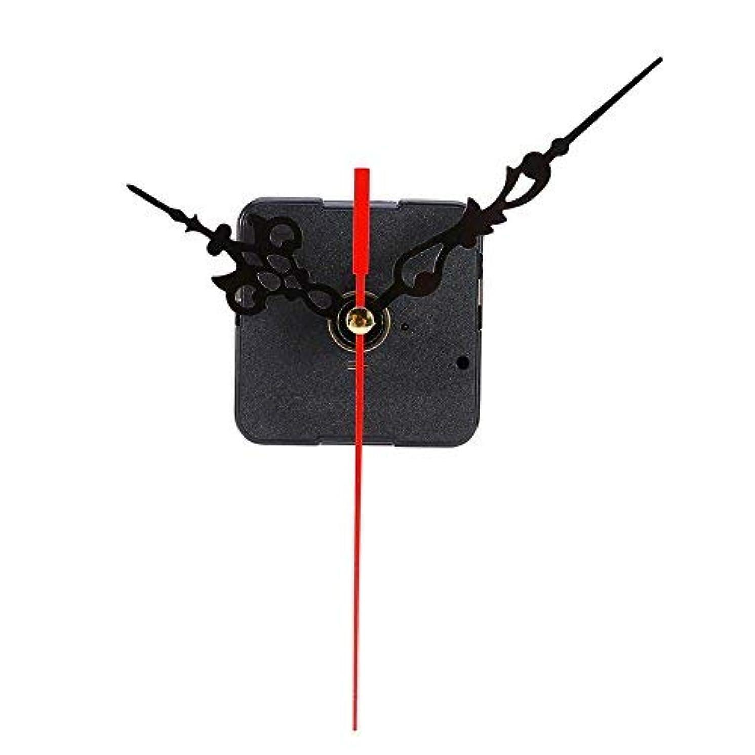 GLOGLOW Silence Quartz Clock Movement Mechanism High Torque Continuous-Sweep Mini Quartz Movement Shaft Length Continuous Sweep Quartz Clock Movement Replacement