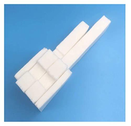 QOHFLD Accesorios de Impresora Apto para 10 Almohadillas de depósito de Tinta de desecho para Epson L110 L111 L120 L130 L132 L210 L211 L220 L222 L300 L301 L303 L310 L313 L350 L351 L353 L355