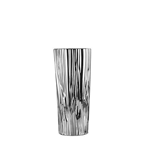 Vaso grande in porcellana, purelifestyle, Vaso, decorazione da tavolo, Spazio decorativo, Altezza 33,5cm