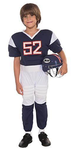 Forum Novelties Child's Costume Football Player, Medium