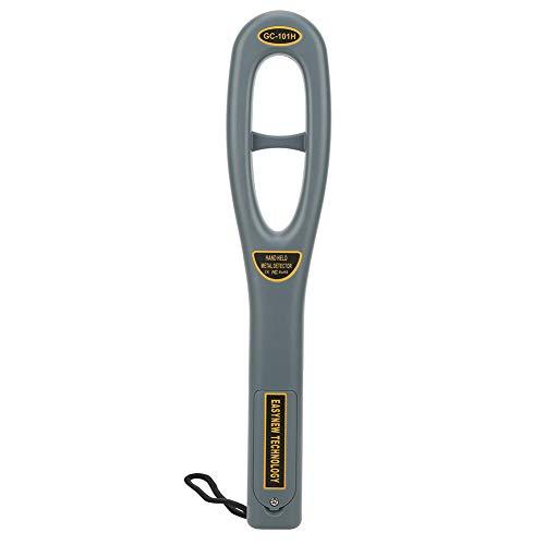Handmetalldetektor ABS-Kunststoff Professionelles hochempfindliches GC-101H-Sicherheitsscanner-Tool