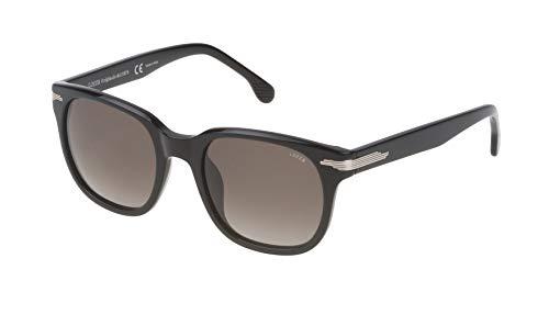 Lozza SL4069M-520700 gafas de sol, Grey (Shiny Black), Talla única para Hombre