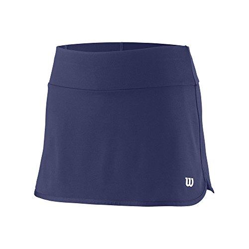 Wilson, G Team 11 Skirt, Falda de Tenis para niña, Poliéster/Licra