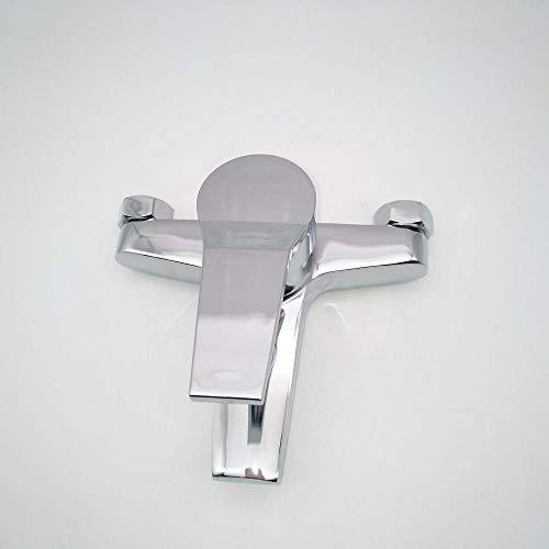 Treimboover Grifo de baño Grifo de Lavabo Grifo De La Ducha Grifo De La Bañera Baño Oculto Interruptor De Ducha De Agua Caliente Y Fría Válvula Mezcladora