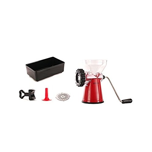 Ziggler Meat /Vegetable Grinder, Mincer, Pasta Maker