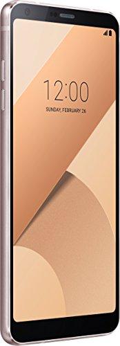 LG G6 Smartphone (14,47 cm (5,7 Zoll) Bildschirm, 32 GB Speicher, Android 7.0) Gold