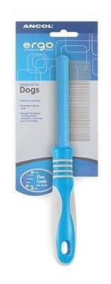 Ancol Ergo Dog Flea Comb by Ancol