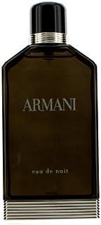 EAU DE NUIT Armani Toilette con vaporizador de Giorgio