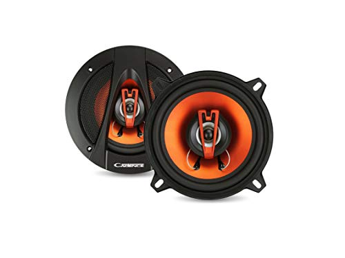 Cadence Q552 5.25' 240 Watt 2-Way Coaxial Car Speakers - Sold in Pairs
