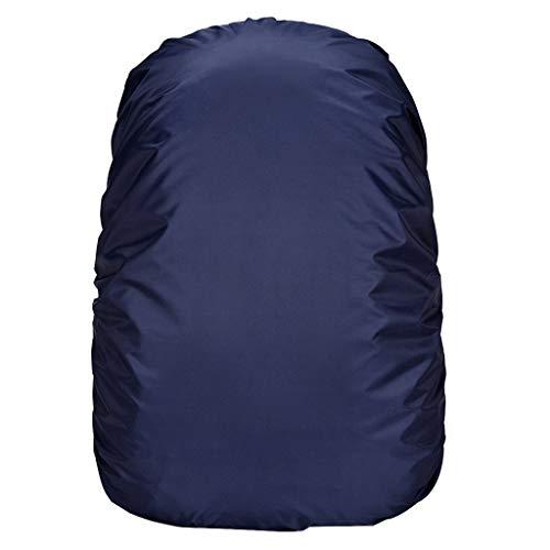 Binggong Regenschutz für Rucksack Cover Regenschutz und Regenhülle 20L bis 80L Wasser und Windabweisend Rucksackschutz Ranzen Rucksackcover Regenüberzug Aufbewahrungstasche für Camping Wandern