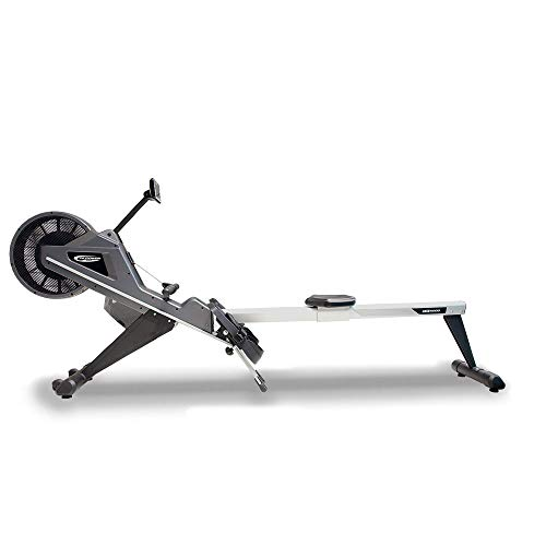 BH Fitness LK5000 R500 - Remo profesional - 16 niveles intensidad - Pantalla LCD 5.5in color - Mútiples programas - Entrenamiento por watios (Reacondicionado)