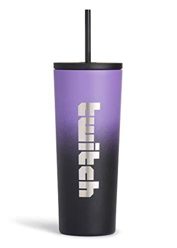 Twitch 24oz Tumbler - Purple