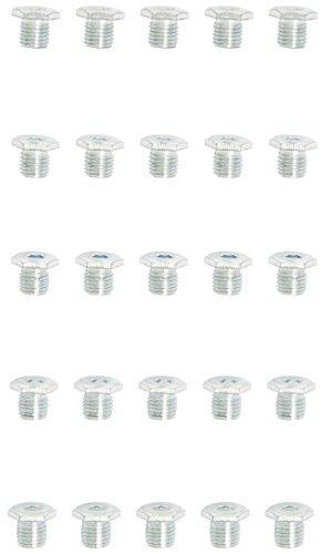 KS tools ölablassschraube, intérieur 6 pans 13 mm, 12 x 13,5 x 1,5 mm-lot de 25 430.2016