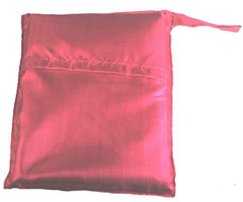 Fair Trade Doppel-Schlafsack-Inlet aus vietnamesischem Seidenmischgewebe –viele Farben erhältlich