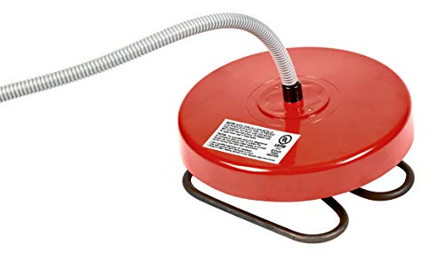 API Pond Heater and Deicer Floating Pond De-Icer, 1000 Watt (Item No. P7621)