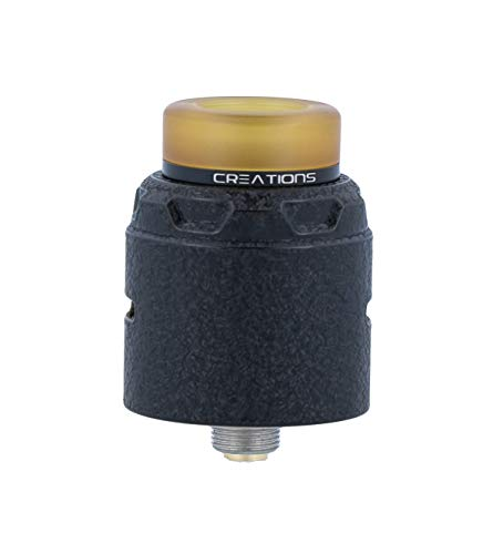 ThunderHead Creations Tauren Solo RDA Clearomizer Set - Selbstwickler - Farbe: messing-schwarz