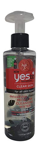 Yes to Tomatoes Clear Skin Detoxifying Micellar Cleansing Water 7.77 oz.
