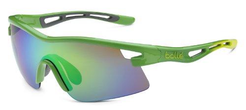 bollé Sonnenbrille Vortex, Green Edge, M/L