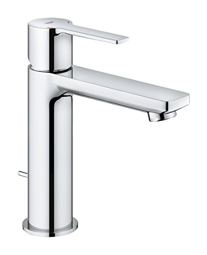 Grohe Mitigeur Lavabo Lineare, Chrome, Taille S, 32114001 (Import Allemagne)