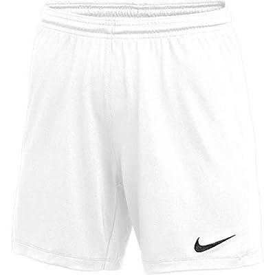 Nike Womens Park III Shorts White L