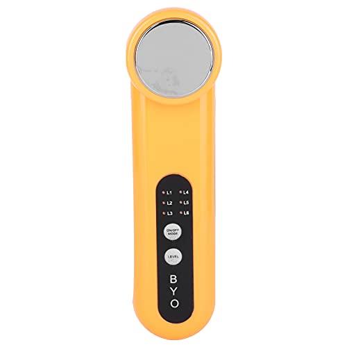 Instrumento de belleza Masajeador facial manual de temperatura constante Penetración de iones Carga USB Lifting facial de alta frecuencia Eliminación de arrugas