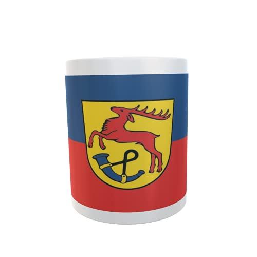 U24 Tasse Kaffeebecher Mug Cup Flagge Bockhorn