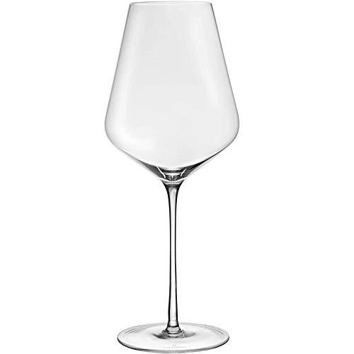 LEHMANN GLASS 6 Verres à vin Psyché soufflé Bouche, Collection Sommier 55 cl