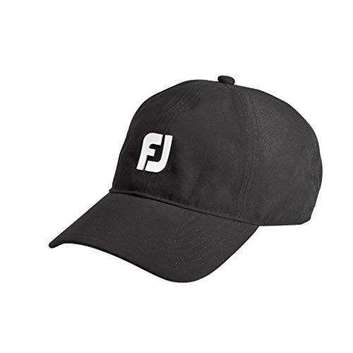Footjoy DryJoys Baseball Cap schwarz