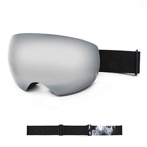 FASD Paar Snowboard Brillen Winter Outdoor Anti-Fog Doppel-Objektiv Skibrille Windsicher Staub Snowboardbrillen