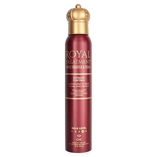 CHI Royal Treatment Ultimate Control - Sulfate, Paraben and Gluten Free - 10 oz, 10 fl. oz.