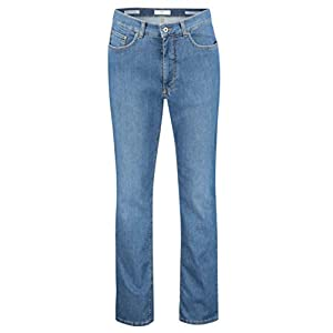 BRAX Herren Jeans Cooper Regular Fit darkblue