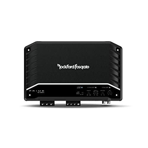 Rockford Fosgate R2-1200X1 1200-Watt Mono Amplifier