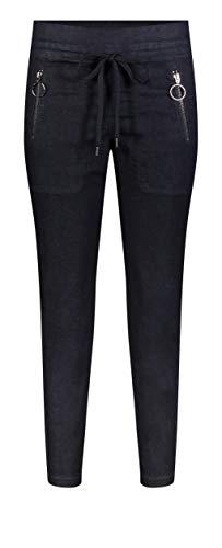 MAC Jeans Damen Hose Easy Active Authentic Light Denim 38/OL