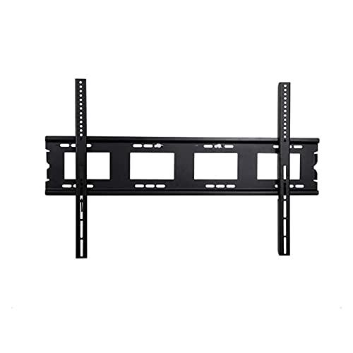 Soportes de pared para TV Soporte de montaje en pared inclinable para TV para la mayoría de televisores de 48 50 55 65 pulgadas, soporte de TV de perfil bajo Mountmax VESA 600 x 400 mm, soporte de par