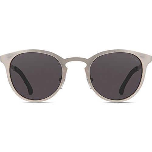 KOMONO Hollis Damen Sonnenbrille Grau