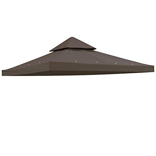 10 x 10 gazebo replacement cover - 3
