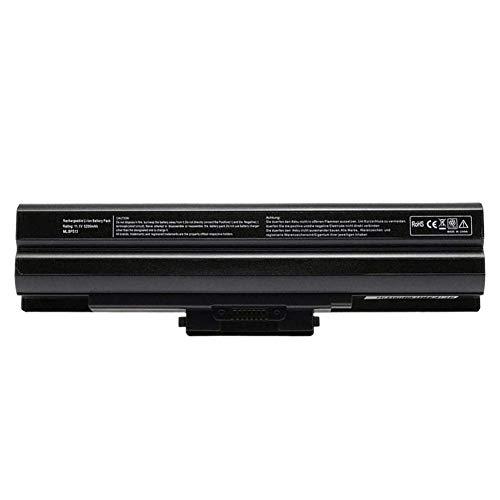 7XINbox 6 Celdas 5200mAh 11.1V VGP-BPS13 VGP-BPL13 VGP-BPS13S batería del Ordenador portátil para Sony Vaio VGN-AW VGP-BPL21 PCG-814 PCG-8131M PCG-8141M