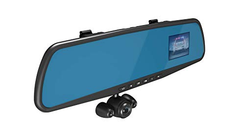 HD Mirror Cam - As Seen on TV Dash Cam 350°,...